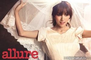 Lee Hyori для Allure Korea October 2013 Extra