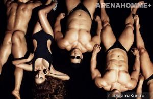 Lee Hyori для Arena Homme Plus 2011