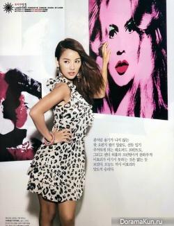 Lee Hyori для CéCi Korea 2009