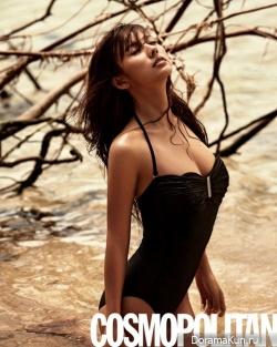 Lee Hyori для Cosmopolitan 2011