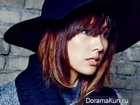 Lee Hyori для Cosmopolitan Korea November 2013 Extra