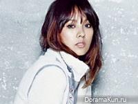 Lee Hyori для Cosmopolitan Korea November 2013
