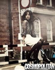 Lee Hyori для Cosmopolitan November 2011