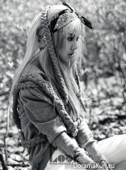 Lee Hyori для First Look Vol. 44