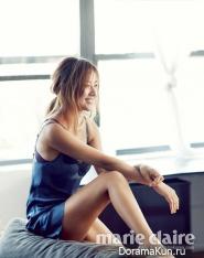 Lee Hyori для Marie Claire October 2012