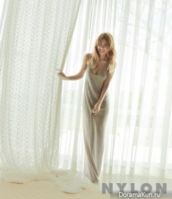 Lee Hyori для NYLON 2012