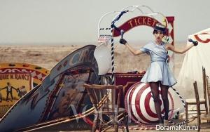 Lee Hyori для Vogue Korea May 2013 Extra