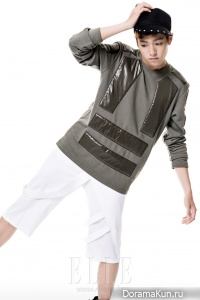 Lee Hyun Woo для Elle Girl October 2012 Extra