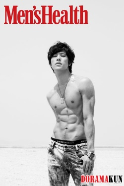 Lee Hyun (8eight) для Men's Health June 2009