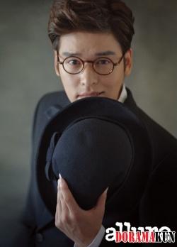 Lee Jang Woo для Allure Korea September 2012