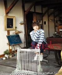 Lee Jang Woo для Singles September 2012