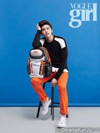 Lee Jang Woo для Vogue Girl February 2013