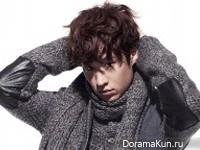 Lee Je Hoon для W Korea November 2012 Extra