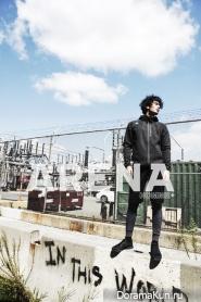 Lee Jin Wook для ARENA HOMME PLUS 2012
