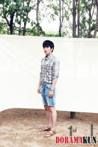 Jung Yumi, Lee Jin Wook для First Look Vol. 24