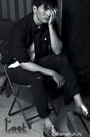 Lee Jin Wook для First Look Vol. 41