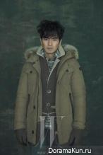 Lee Jin Wook для W Korea October 2013