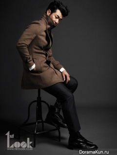 Lee Jong Hyuk для First Look 2012