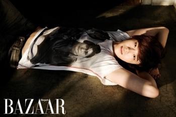 Lee Jong Suk для Harper's Bazaar 2011