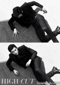 Lee Jong Suk для High Cut Vol. 108
