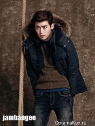 Park Shin Hye, Lee Jong Suk для Jambangee Winter 2013