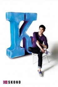Lee Jong Seok для SKONO Fall 2011