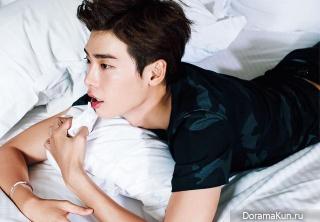 Lee Jong Suk для Singles Korea September 2013 Extra