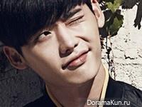Lee Jong Suk для @Star1 November 2013