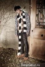 Lee Jong Suk для Vogue Korea October 2013