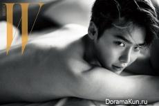 Lee Jong Suk для W Korea December 2013