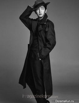 Lee Jun Ki, Nam Sang Mi для Harper's Bazaar Korea July 2014 Extra