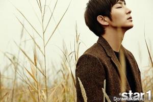 Lee Jun Ki для @Star1 December 2013