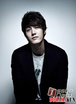 Lee Ki Woo для Issue Daily 2012