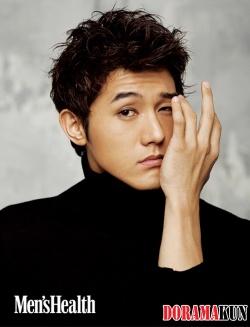 Lee Ki Woo для Men's Health 2011