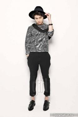 Lee Min Ho для Elle Girl 2012
