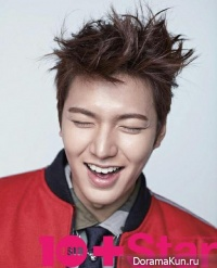 Lee Min Ho для 10+Star Korea 2013