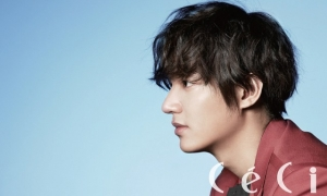 Lee Min Ho для CéCi June 2012