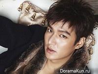 Lee Min Ho для Esquire Korea September 2013 Extra 3