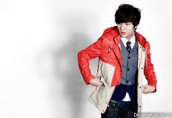 Lee Min Ho для S+ By Trugen 2012