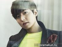 Lee Min Ho для @STAR 1 December 2012