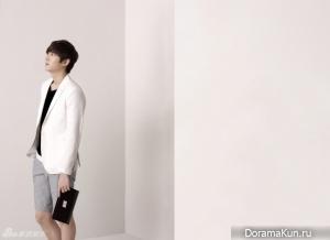 Lee Min Ho для Trugen 2012