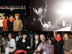Lee Min Ho для W Korea November 2010