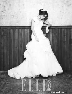 Lee Min Jung для Elle Korea September 2013 Extra 2