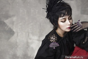Lee Min Jung для Stonehenge Jewelry 2012 CF