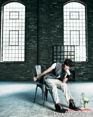 Lee Min Ki для Cosmopolitan Korea 2012