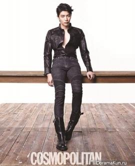 Lee Min Ki для Cosmopolitan March 2013