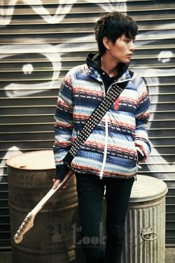 Lee Min Ki для First Look Vol. 7