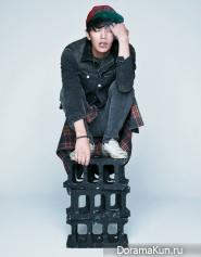 Lee Min Ki для GEEK November 2012