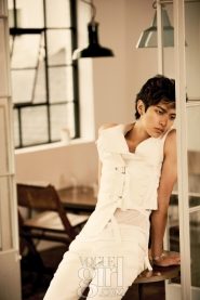 Lee Min Ki для Vogue Girl Korea August 2011