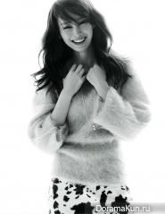 Lee Na Young для Elle Korea September 2013 Extra 2